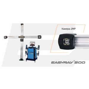 EASYRAY 200 – стенд развал-схождения с камерой стандартного разрешения 2Мп