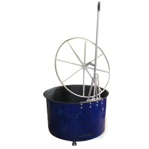 """Ванна для колес горизаонтальная с механическим приводом Артикул:""""VG-M"""""""