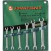 Набор ключей гаечных разрезных в сумке, 8-19 мм, 6 предметов W24106S JONNESWAY