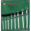 Набор ключей гаечных накидных изогнутых 75° в сумке, 6-22 мм, W23108S