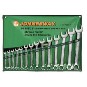 Набор ключей гаечных комбинированных W26114S JONNESWAY