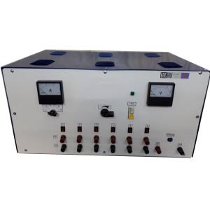 Многопостовое зарядное устройство ЗУ-2-6Б