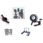 Дополнительное оборудование и инструмент для шиномонтажа