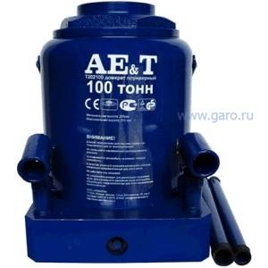 Домкрат бутылочный гидравлический г/п 100 тонн