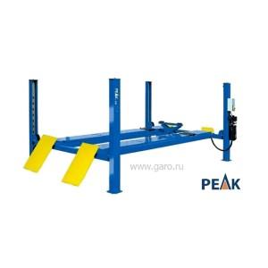 Четырехстоечный электрогидравлический подъемник Peak409A