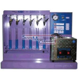 Установка для очистки форсунок SMC-3002+NEW