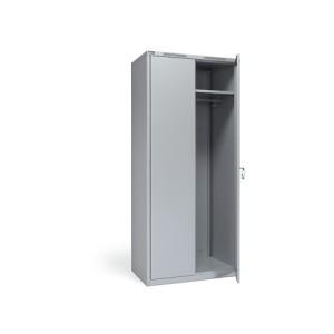 Шкаф гардеробный металлический ОД-421-О