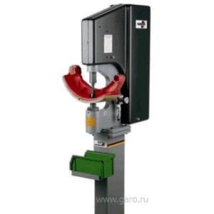 Пневматический стенд для клепки/расклепки накладок тормозных колодок. N-333