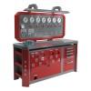 Стенд для проверки пневмооборудования автомобилей К-245М