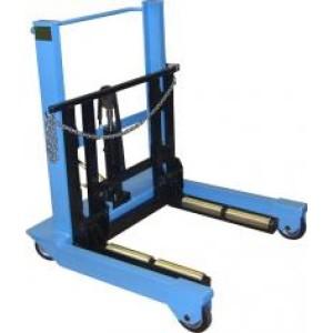 Тележка гидравлическая для снятия и транспортировки колес ТГП-1