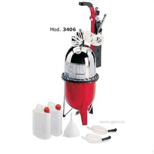 Установка пневматическая для прокачки тормозов FLEXBIMEC 3406